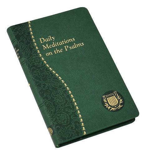 Daily Meditations on the Psalms, Green