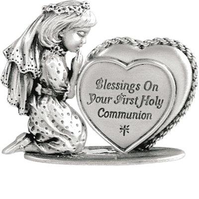 First Communion Figurine, Girl