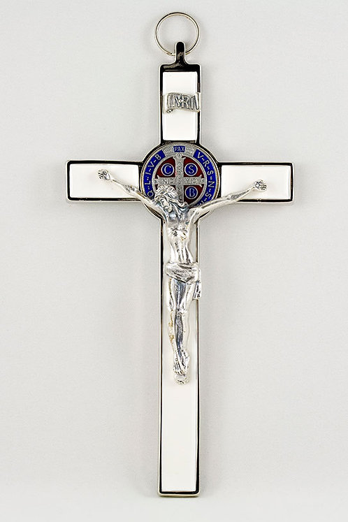 Benedict Wall Cross, Black or White