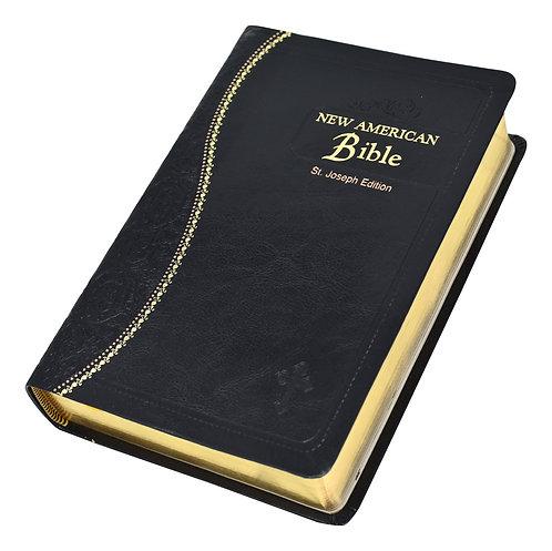 St. Joseph NABRE Bible (Gift Edition - Medium), Various Colors