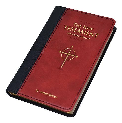St. Joseph New Catholic Version New Testament/Pocket Edition