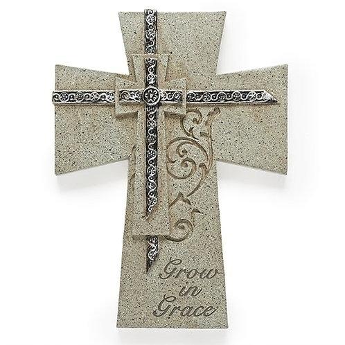 Confirmation Wall Cross
