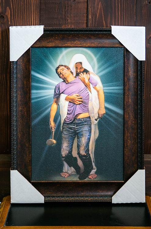 Forgiven, Framed