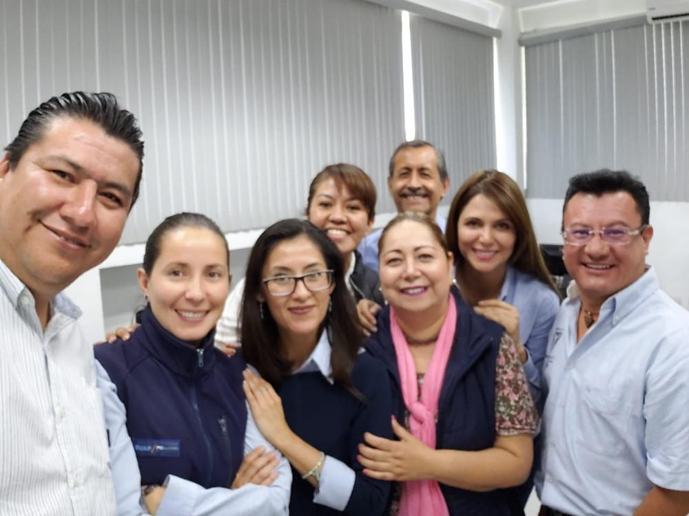 Equipo de la FI-BUAP, Neuroliderazgo y CMC Mundial