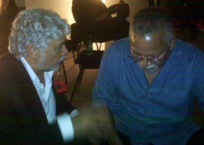 Monty and Joe Sample