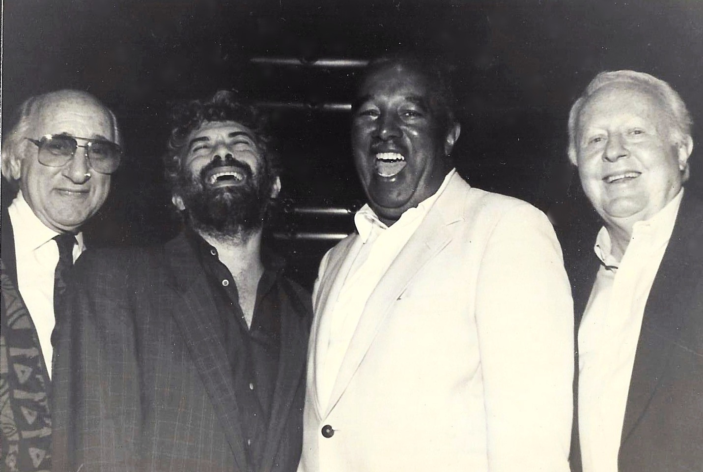 Monty Alexander, Ray Brown and Herb Ellis Johnny Frigo