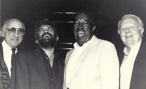 Monty Alexander, Ray Brown and Herb Ellis Johnny Frigo