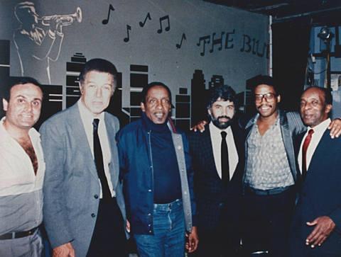 Monty, Kenny Burrel, Milt Jackson, HerbieHancock, Ed Thigpen
