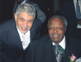 Monty Alexander and Oscar Peterson