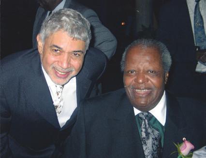 Monty Alexander and Oscar Peterson