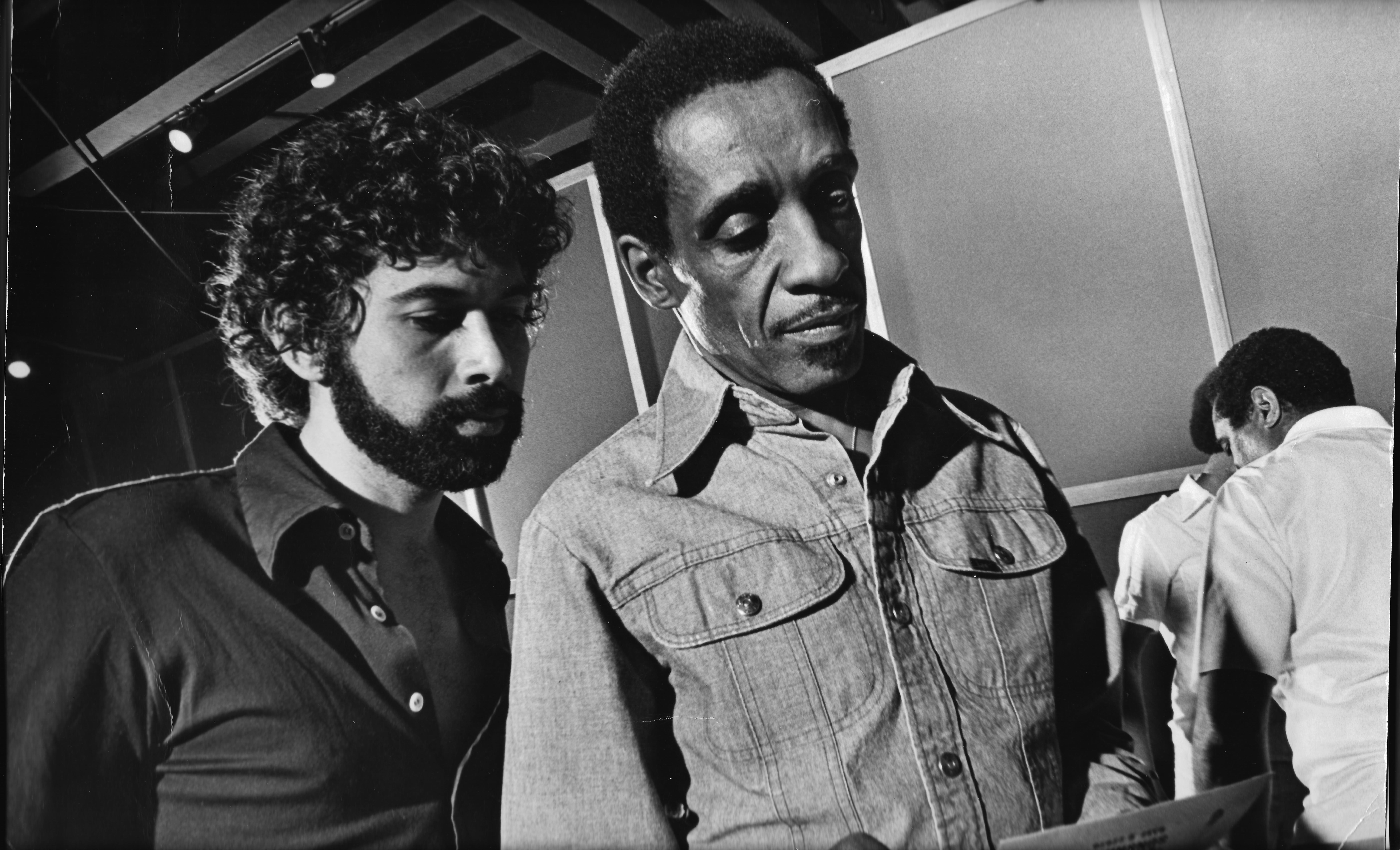 Monty and Milt Jackson