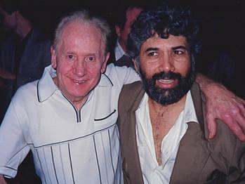 Monty and Les Paul