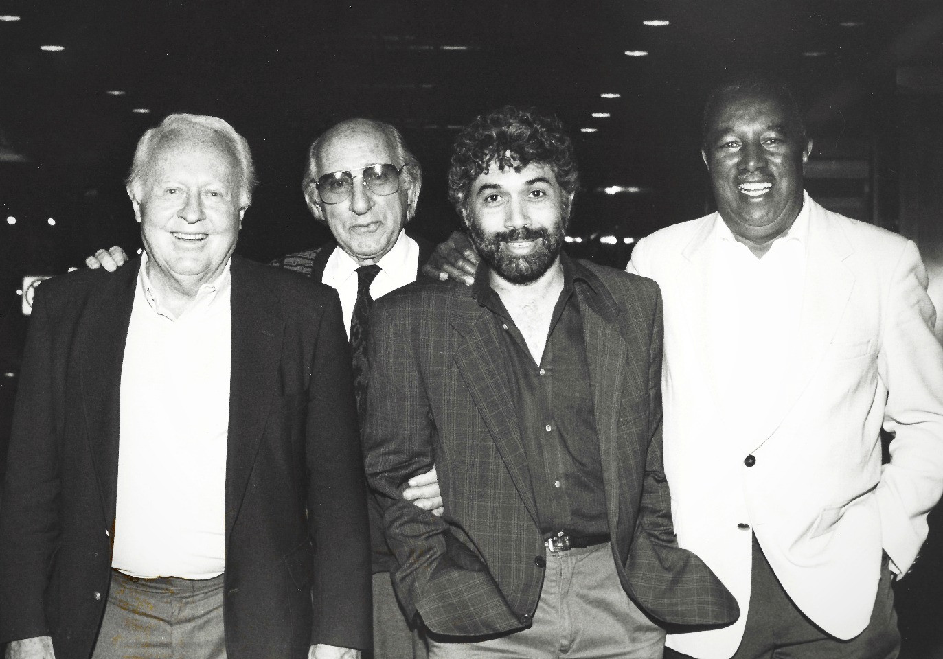 Monty Alexander, Ray Brown, and Herb Ellis, Johnny Frigo