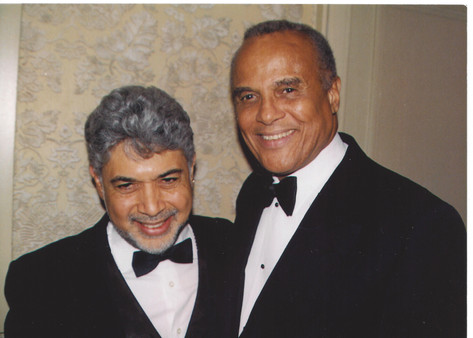 Monty and Harry Belafonte