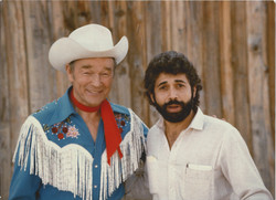 Monty and Roy Rogers