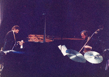 Monty and Niels-Henning Orsted Pedersen