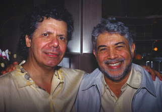 Monty and Chick Corea