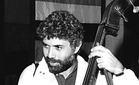 Monty plays bass