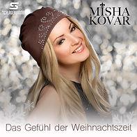 CD COVER 3000x3000 Gefühl der Weihnachts