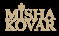 MISHA KOVAR LOGO gold_Veranstalter.png