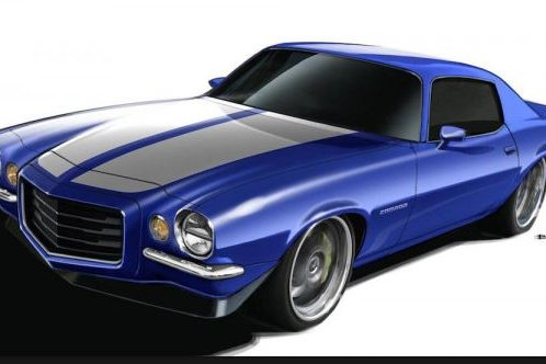 1970-1981 Camaro – Hidden Wiper System