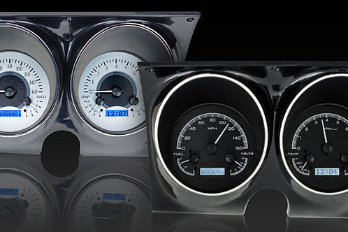 1967- 68 Camaro/ Firebird VHX Instruments