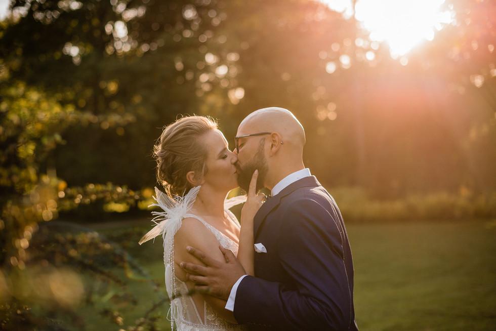 Sesja poślubna w Żelazowej Woli