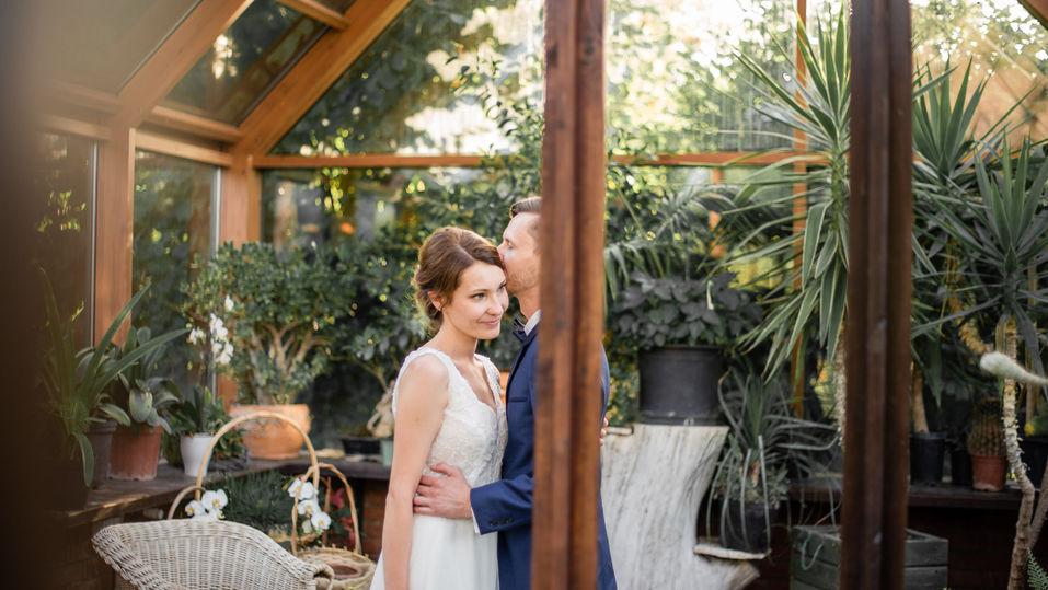 Plenerowe wesele w Tuszkówce