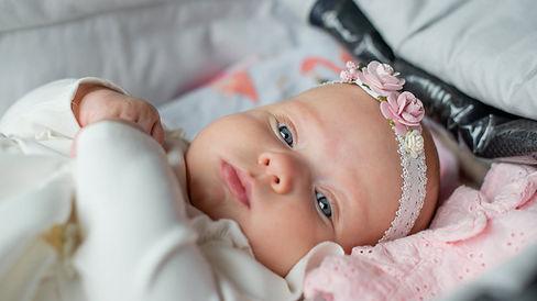 Gabrysia - chrzest