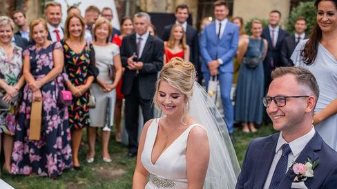 Industrialne wesele na Pradze i ślub plenerowy