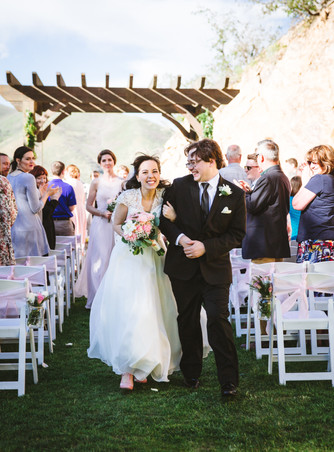 Hope + Chris Wedding