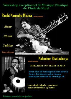 Narendra Mishra et Nabankur Batthacharya