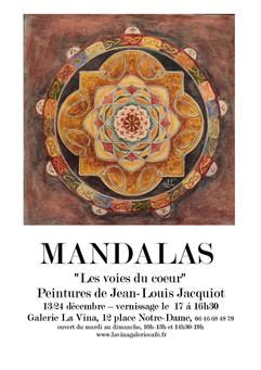 Mandalas, les Voies du coeur, Jean-Louis