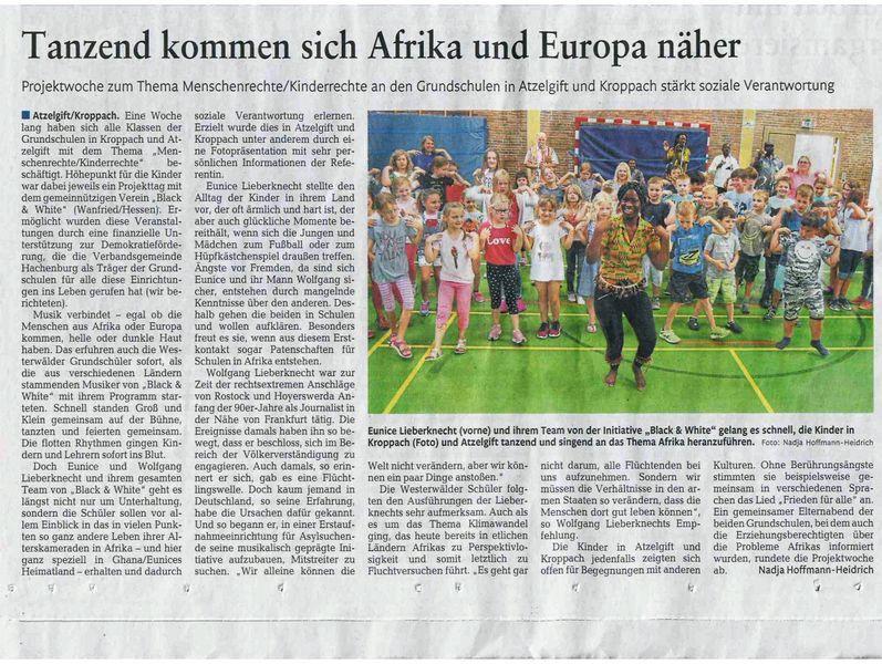 WW-Zeitung 03.09.2019 Black&White
