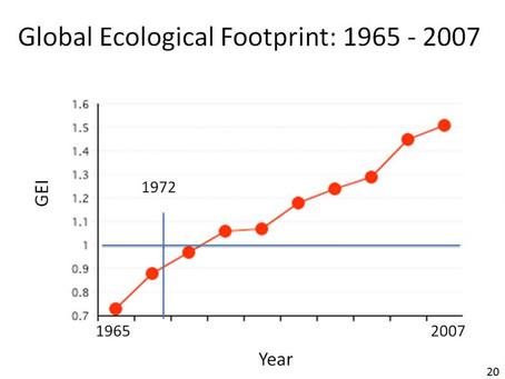 Die zwei Milliarden Menschen der transnationalen Konsumentenklasse benutzen bereits so viel Umwelt,