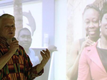 Afrikanische Lebensfreude, persönliche Begegnung mit Menschen anderer Hautfarbe und Informationen au