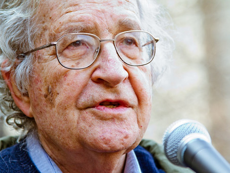 Noam Chomsky: Climate crisis, the threat of nuclear war and rising authoritarianism: The world is at