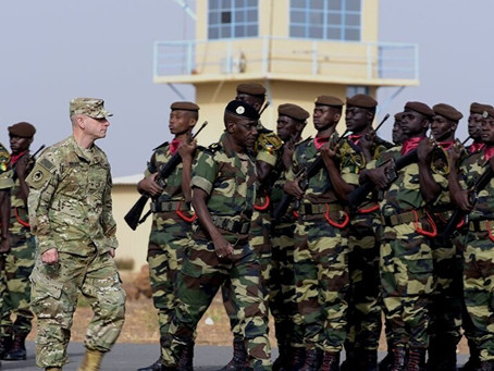 """A critical look at US activities in Africa has the """"Black Alliance for Peace (BAP)"""" seek"""