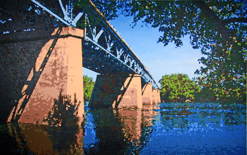 Sunderland Bridge - O/C - 46 x 72