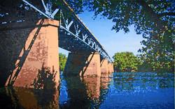 Sunderland Bridge - O/C - 46 x 72