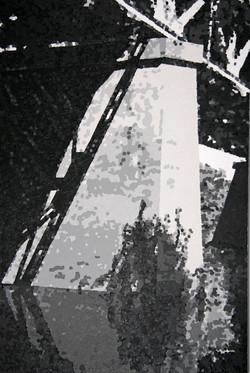 Study for Sunderland Bridge - OC -36 x 24