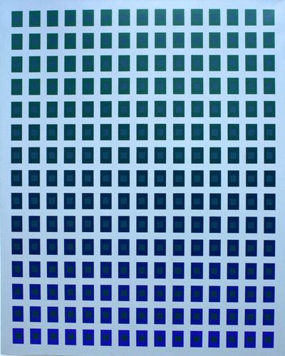 Green to Blue - A/C - 60x48