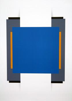 Le Ciel Est Bleu - 28x22