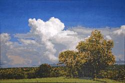 Pelham Hills, Midday - OC - 19 x 29