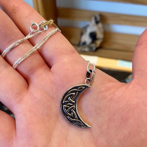 Celtic Half Moon