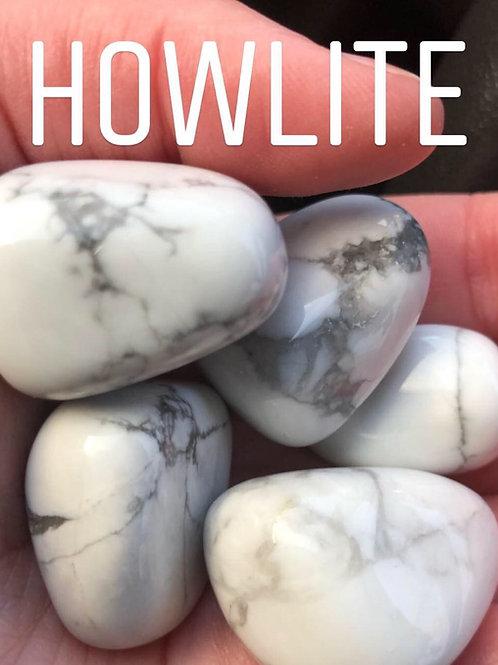 White Howlite