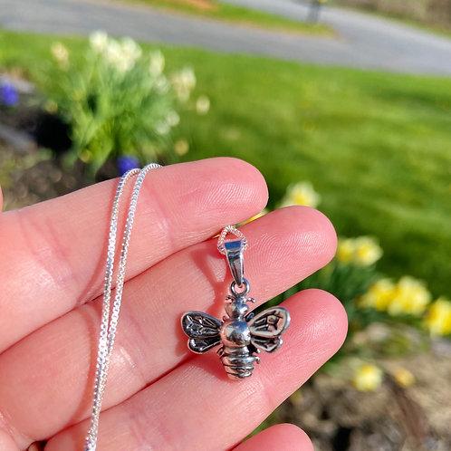 """""""Queen Bee"""" Necklace"""