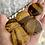 Thumbnail: Mini Tigers Eye Palm Stone