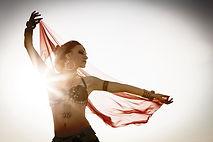 Bailarina del vientre