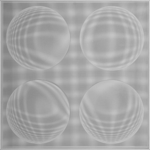 4 Esferas Expansivas (White) - 2015
